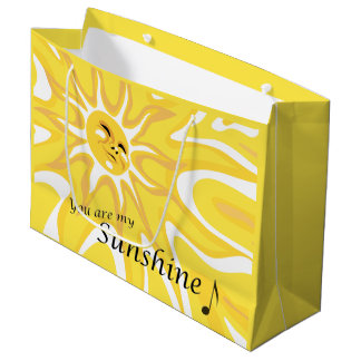 Summer  My Sunshine Lg Gift Bag