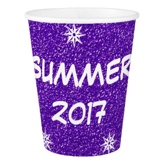 Summer of 2017, Festive Purple Party Cup