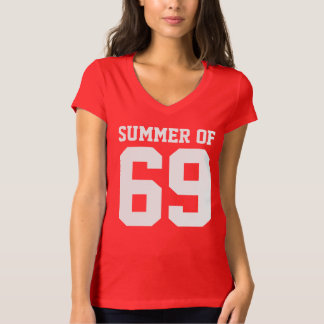 Summer of 69 V-Neck T-Shirt