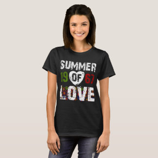 Summer of Love 1967 T-Shirt