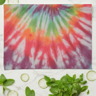 Summer of Love Tea Towel