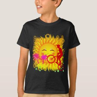 Summer on my BMX T-Shirt