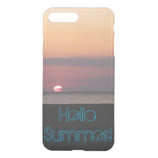 Summer on the Beach iPhone 8 Plus/7 Plus Case