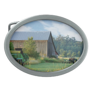 Summer on the Farm Belt Buckles