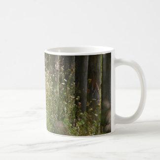 Summer on the Prairie Basic White Mug