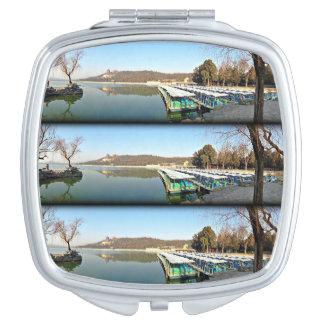 Summer Palace Boats Vanity Mirrors