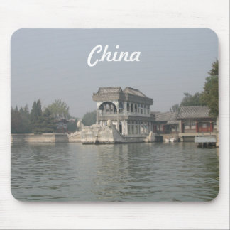 Summer Palace Mouse Pad