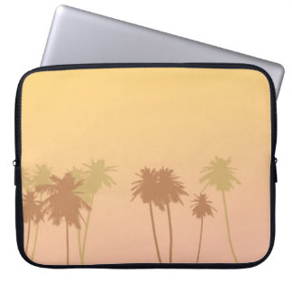 Summer Palms Laptop Computer Sleeves