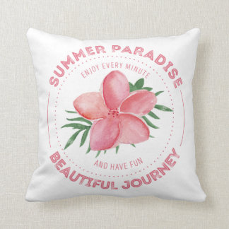 Summer Paradise Cushion
