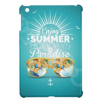 Summer Paradise Design iPad Mini Cases