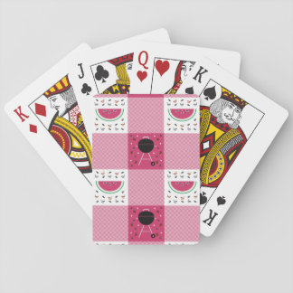 Summer Picnic Classic Playing Cards