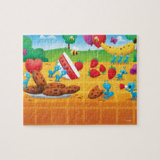 Summer Picnic Jigsaw Puzzle