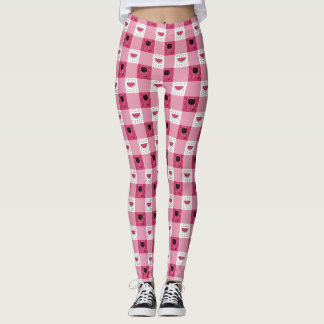 Summer Picnic Leggings