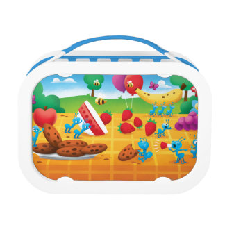 Summer Picnic Lunchboxes