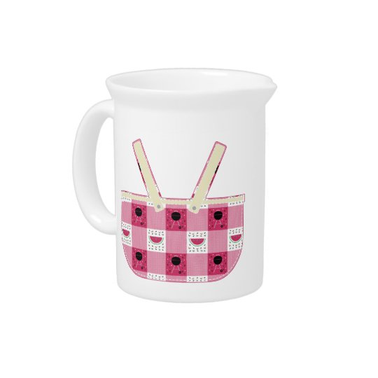 Summer Picnic Pitcher