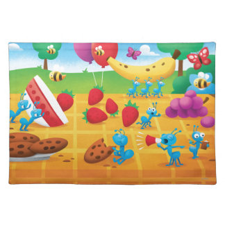 Summer Picnic Placemat