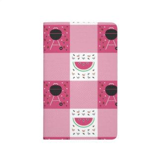 Summer Picnic Pocket Journal