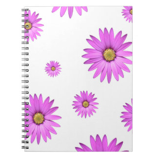 Summer Pink Notebook