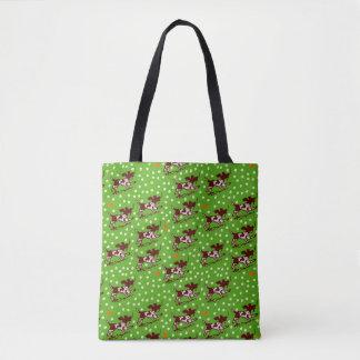 Summer Plain Tote Bag