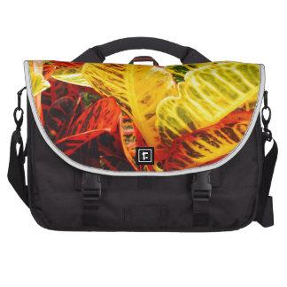 Summer Plant Laptop Bag