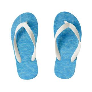 Summer Pool Flip Flops