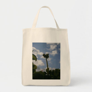 Summer power! grocery tote bag