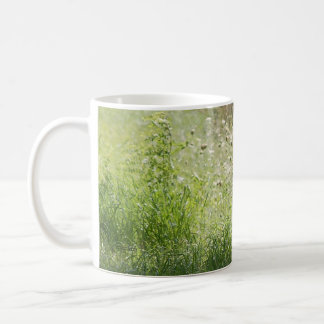 Summer Prairie Classic White Coffee Mug