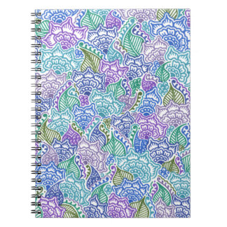 Summer Rain Notebook