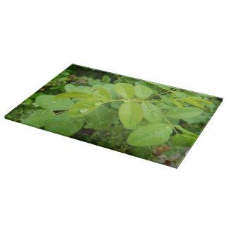 Summer Rain on Plants Cutting Boards