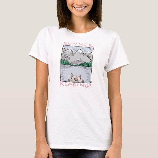 Summer Reading t-shirt