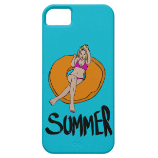 Summer relax iPhone 5 covers