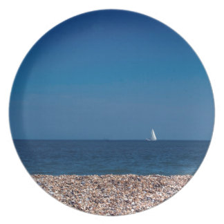 Summer Sailing Plate