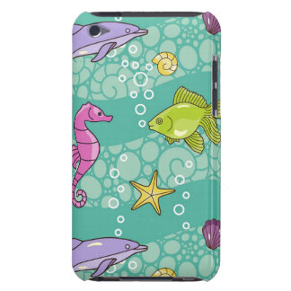 Summer Sea Pattern Barely There iPod Covers