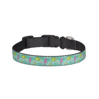 Summer Sea Pattern Pet Collar