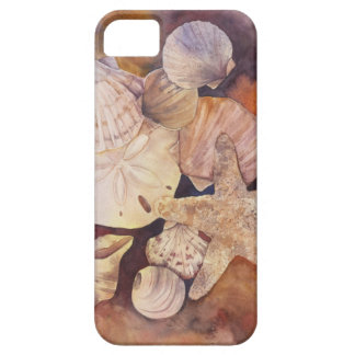 Summer Seashell phone cover