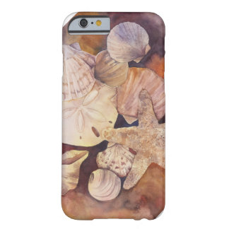 Summer Seashell phone cover Barely There iPhone 6 Case