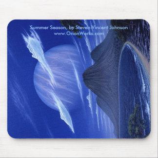 Summer Season, Summer Season, by Steven Vincent... Mouse Pad