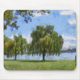 Summer Serenity Mouse Mat