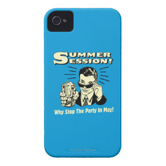 Summer Session: Why Stop the Party Case-Mate iPhone 4 Cases