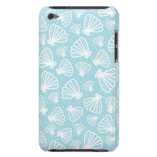 Summer Shell Pattern iPod Touch Cover