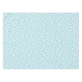Summer Shell Pattern Tablecloth