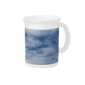 Summer Sky Beverage Pitcher