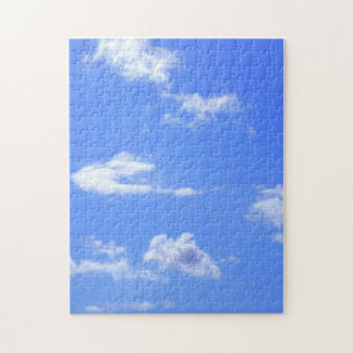 summer sky jigsaw puzzle