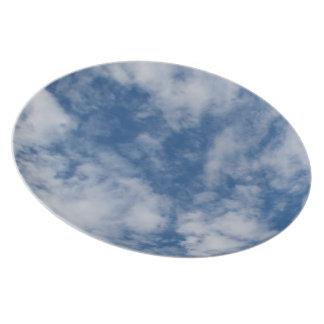Summer Sky Plates