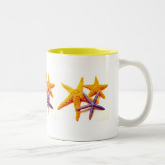 Summer Starfish Mug