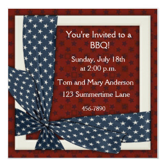 Summer Stars Invitation