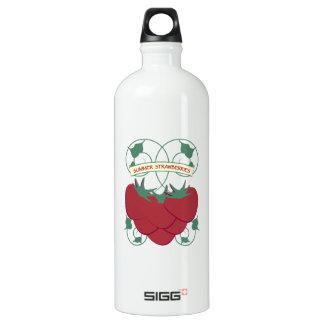 Summer Strawberries SIGG Traveller 1.0L Water Bottle