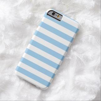 Summer Stripes Cornflower Blue iPhone 6 case