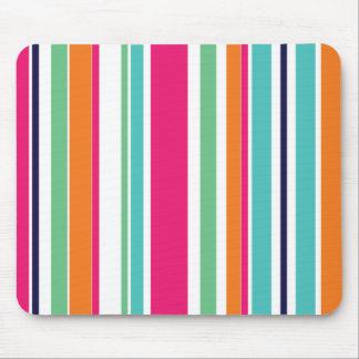 Summer Stripes Mouse Mat