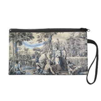 Summer, study for one of a series of tapestries ma wristlets